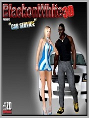 BlackonWhite3D – Car Service