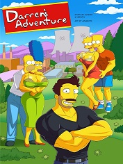 Arabatos – Darren's Adventure – The Simpsons