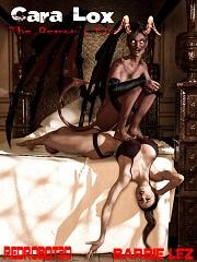 RedRobot3D – Cara Lox – The Demon's Kiss