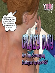 Y3DF – Crazy Day – Mom Son Incest