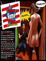 IncestChronicles3D – American Home Videos – Burn After Watching