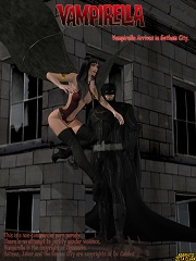 Argento – Vampirella