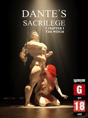 ComicSANGms – Dantes Sacrilege – Guro