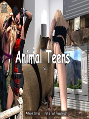 Dtrieb – Animal Teens (German)