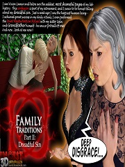 IncestChronicles3D – Family Traditions 2 – Dreadful Sin