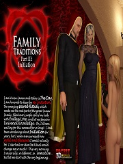 IncestChronicles3D- Family Traditions 3- Initiation