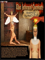 Ultimate3DPorn -The Infernal Convent 3 -Knocking On The Hell's Door