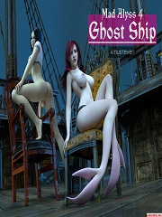 Amusteven – Mad Alyss 4 – Ghost Ship