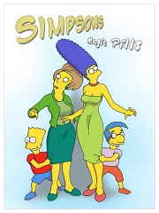 Magic Pills – The Simpsons Family Sex Parody