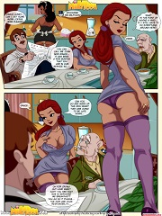 Milftoon – The Milftoons 1-3