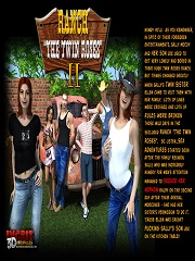 IncestChronicles3D – Ranch – The Twin Roses 2