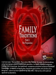 IncestChronicles3D -Family Traditions 1 -The Preparation