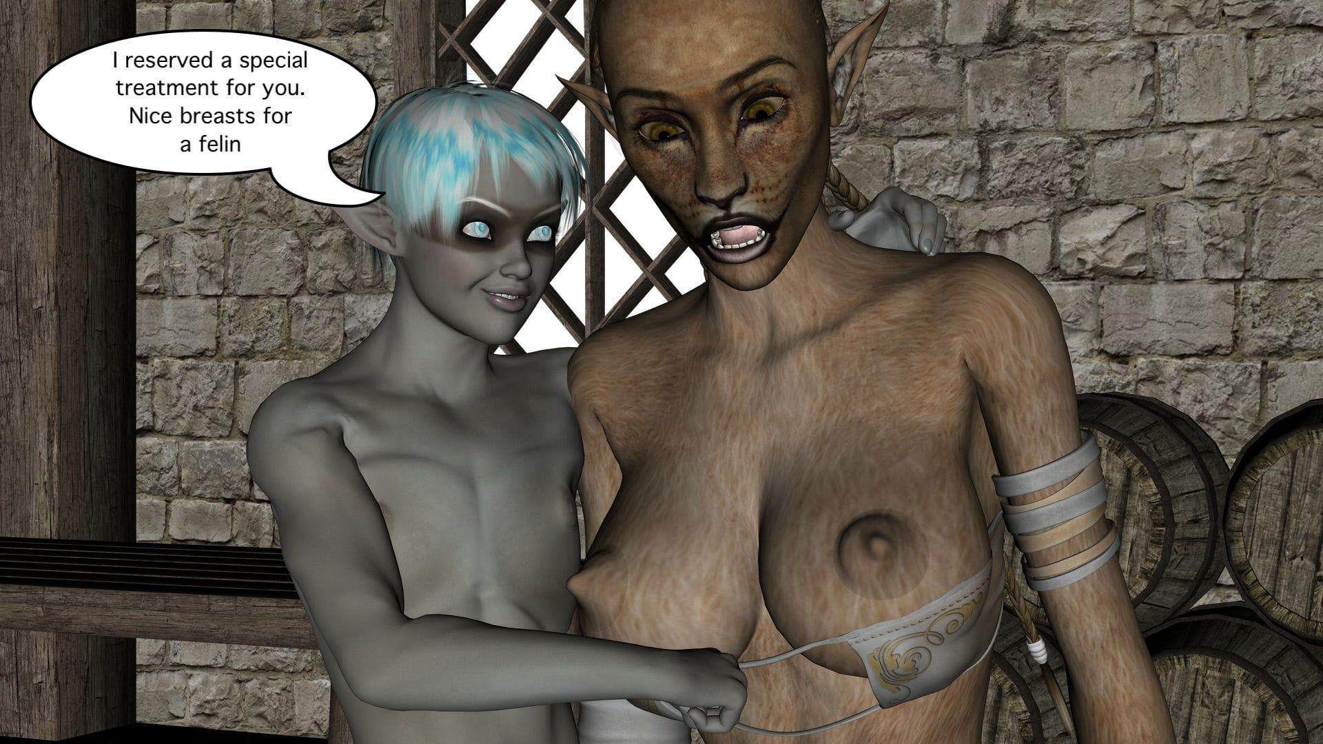 эвери квест порно