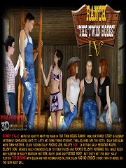 IncestChronicles3D – Ranch – The Twin Roses 4