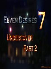 Elven Desires – Undercover Part 2 – X3Z