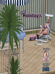Y3DF – The Holidays