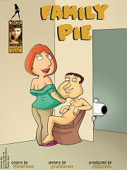 Family Pie 1-2 – Family Guy Sex Parody