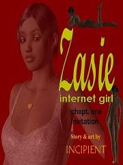 Incipient – Zasie Internet Girl 1 – Invitation