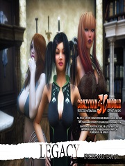 CrazyXXX3DWorld – Legacy 40-45