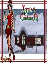 Mongo Bongo – Minxie the Christmas Elf