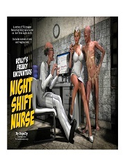 Supafly -Holly's Freaky Encounters -Night Shift Nurse