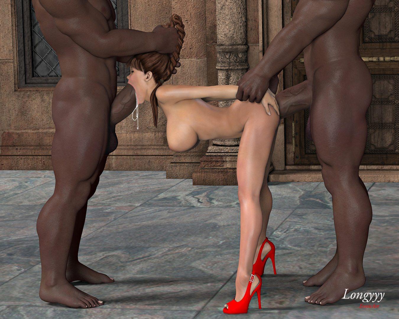 Порно картинки великанов 1