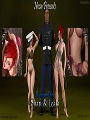 Nova – Gamers on duty – Shari & Leala