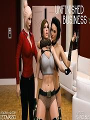 Unfinished Business – DeTomasso