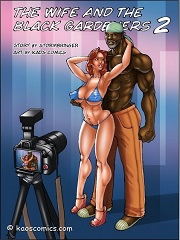 Kaos Comics- The Wife and the Black Gardeners 2