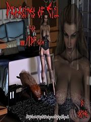 Y3DF – Parasites of Evil 1
