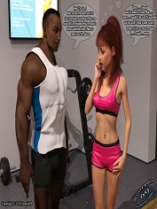 Scorpio69 – The Gym Encounter