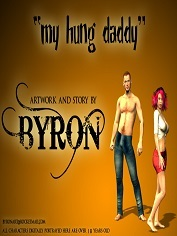 Byron – My Hung Daddy