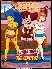 The Contest 3 – The Simpsons & Family Guy Sex Parody