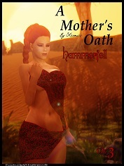 SKcomics – A Mother's Oath 3 – Hammerfell