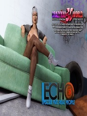 CrazyXXX3DWorld – Echo 5 – Real People