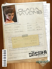 CrazyXXX3DWorld- Epoch Art- The Dossier 12- Clara Raven- Grand Horizontal