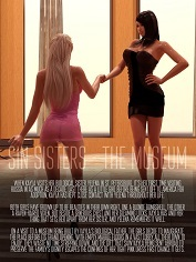 TheDude3DX – Sin Sisters – The Museum