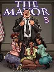 BlacknWhiteComics – The Mayor 3