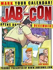 Jab Comix – Jab Con 2