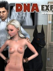 ExtremeXWorld - DNA Experiment